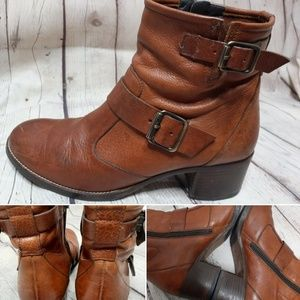 Paul Green Handmade ankle boots size 8